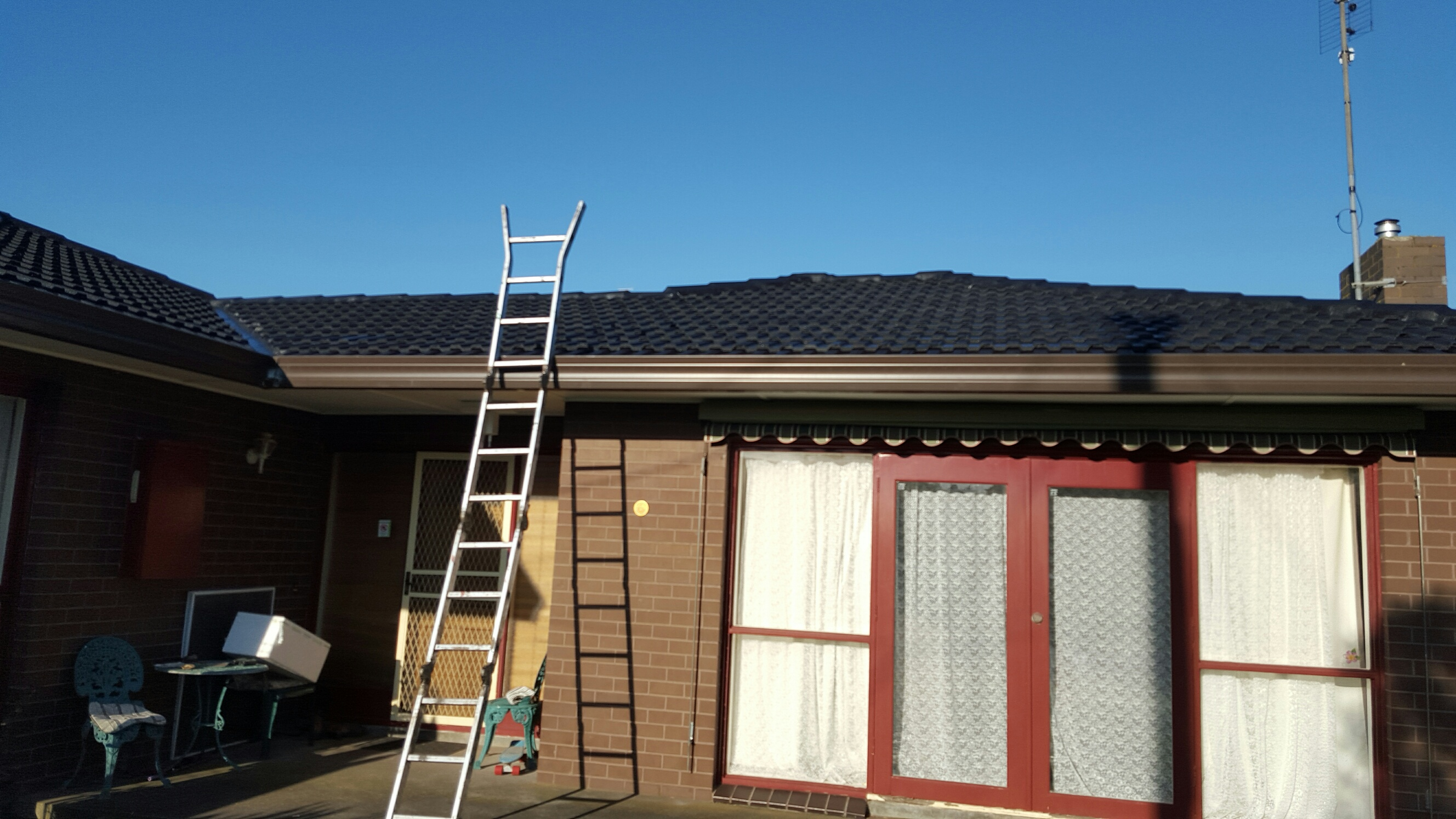 Roofing Services-Rogers Roof Restorations