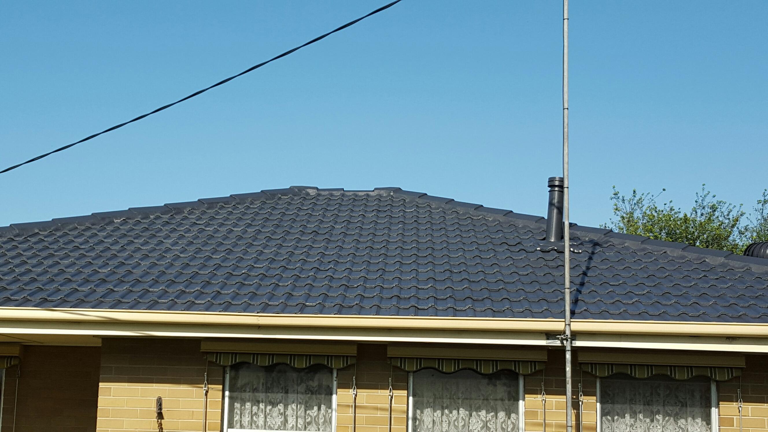 Roof Flexing