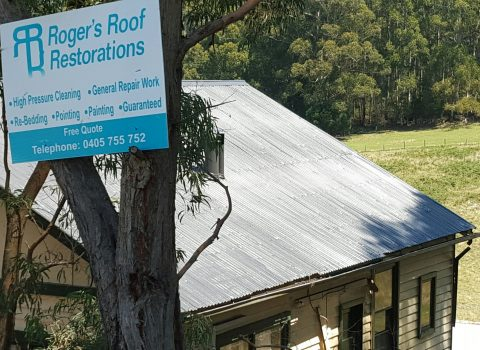 Roger's Roof Restorations
